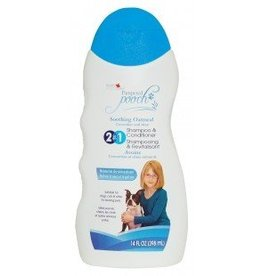 Pampered Pooch Soothing Oatmeal Shampoo 14oz
