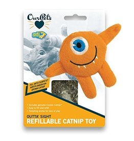 Our Pets Cosmic Cat Cyclops Outta Sight