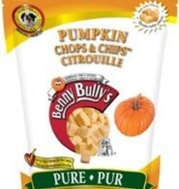 Benny Bully Benny Bully's Pumpkin Chops & Chips 40g