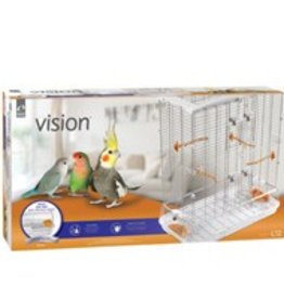 Vision Bird Cage for Large Birds (L12) - Double Height