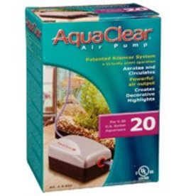 Aqua Clear Aquaclear Air Pump 5-20 Gal