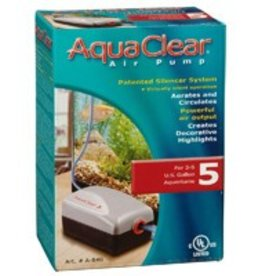 Aqua Clear Aquaclear air Pump 2-5 Gal