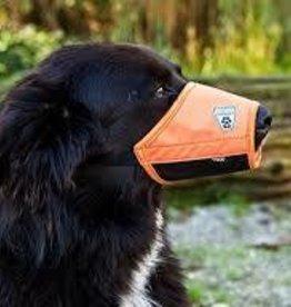 RC Pets RC Pets Soft Fit Muzzle L Orange