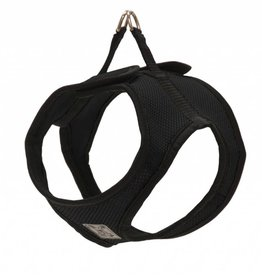 RC Pets RC Pets Step in Cirque Harness M Black