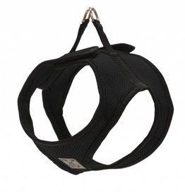 RC Pets RC Pets Step In Cirque Harness L Black