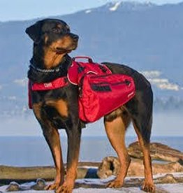RC Pets RC Pets Trail Pack ULT L Red