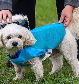 RC Pets RC Pets Ultimate Cooling Coat Size 10 Aqua
