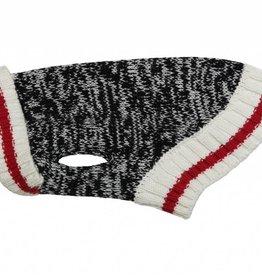 RC Pets RC Pets Cabin Sweater S Black Melange