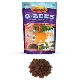 Zukes G-Zees Salmon Treats 3oz