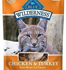 Blue Buffalo Blue Buffalo Chicken & Turkey Recipe Cat Treats 2oz