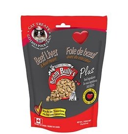 Benny Bully Benny Bully's Beef Liver & Real Heart Cat Treats
