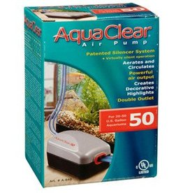 Aqua Clear Aquaclear Air pump 20-50 Gal