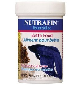Nutrafin Nutrafin Basix Betta Food - 5 g (0.1oz)