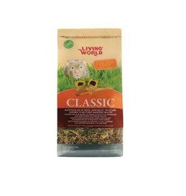 Living World Classic Hamster Food 2 lb