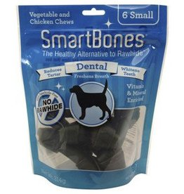 Smart Bones SmartBones Dental, Small, 6 pack