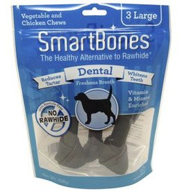 Smart Bones SmartBones Dental, Large, 3 pack
