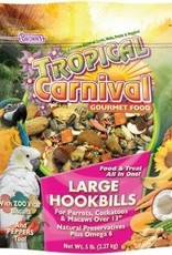 Tropical Carnival Natural Large Hookbill Food 5lbs