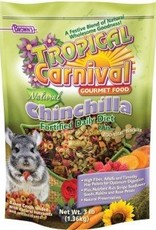 Tropical Carnival Chinchilla Food 3lb