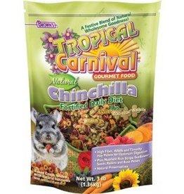 Tropical Carnival Chinchilla Food 3lb