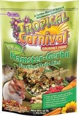 Tropical Carnival Natural Hamster-Gerbil Food 2lb