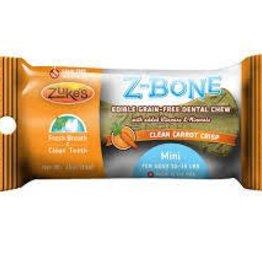 zukes Zukes Z-Bones Mini Carrot