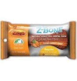 zukes Zukes Z- Bones Carrot Regular