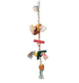 Living World Junglewood Bird Toy M