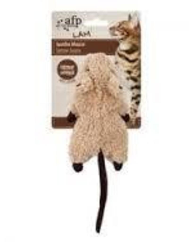 All Four Paws AFP Lamb Treats Jumbo Crinkle Catnip Toy