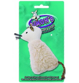 Simon Cat Toy with Catnip