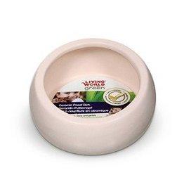Living World Ceramic Food Dish
