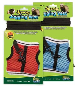 CritterWare Sporty Jogging Vest Medium