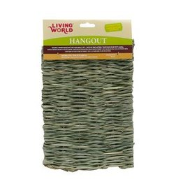 Living World Hangout Grass Mat - Medium - 33 x 23 cm (13 x 9 in)