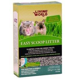 Living World Easy Scoop Litter - 570 g (1.2 lbs)