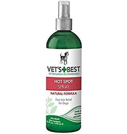 Vets Best Vets Best Hot Spot Spray 16oz