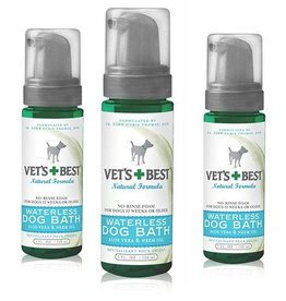 Vets Best Vets Best Waterless Dog Bath 5oz