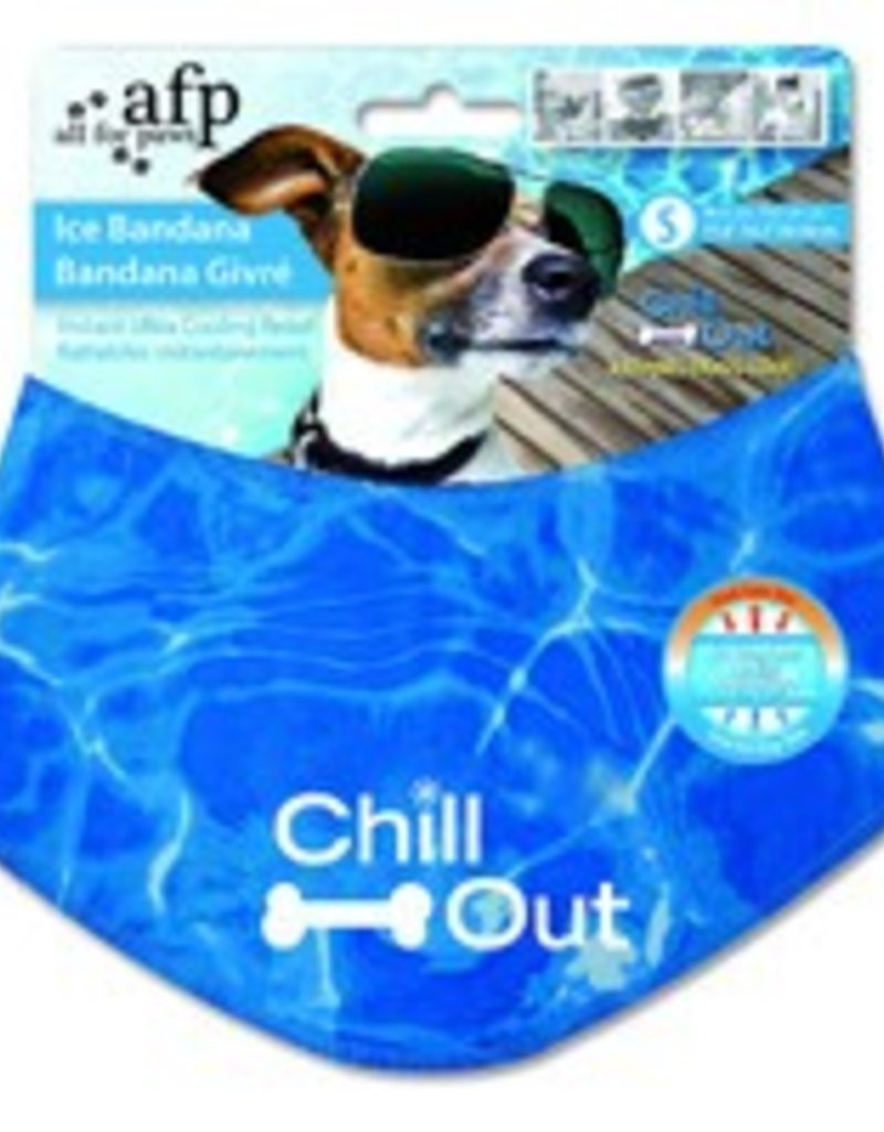 All Four Paws All for Paws Ice Bandana Large