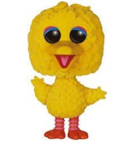 Seasame Street Vinyl Big Bird