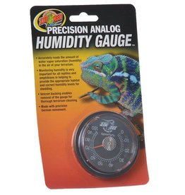 Zoo Med Zoo Med Precision Analog Humidity Gauge