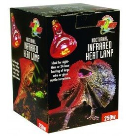 Zoo Med Zoo Med Nocturnal Infared Heat Lamp 250W