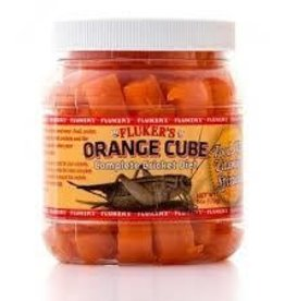Fluker's Flukers Orange Cube-Complete Cricket Diet 6oz