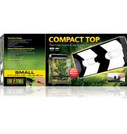 Exo Terra Exo Terra Compact Top Terrarium Canopy Small
