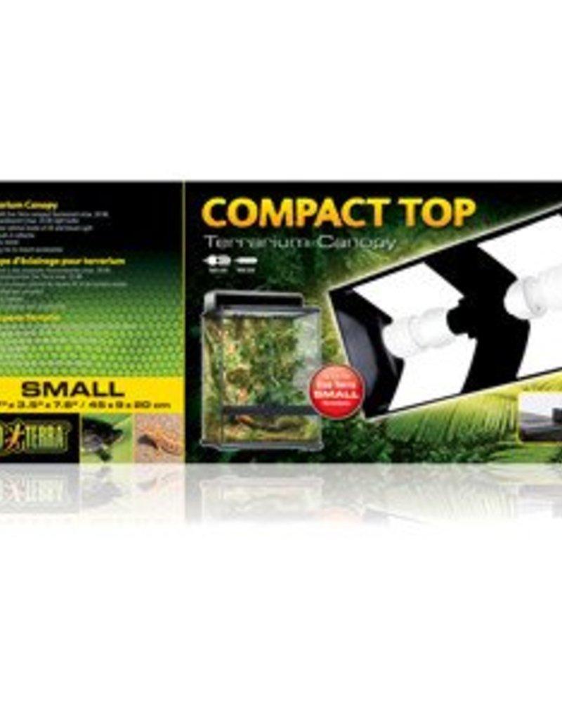 Exo Terra Exo Terra Compact Top Terrarium Canopy Small Pet Central