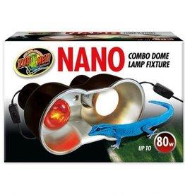 Zoo Med Zoo Med Nano Combo Deep Dome Lamp Fixture 80W