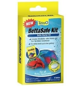 Tetra Tetra BettaSafe Kit 8ct
