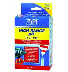 API API High Range pH Test Kit