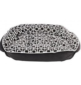 bowsers Crescent Bed- XL - Courtyard Grey