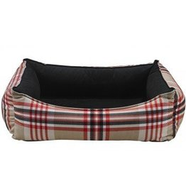 bowsers Oslo Ortho Bed LRG- Turnberry Plaid