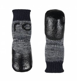 RC Pets RC Pets Pawks Dog Socks Black - XXS