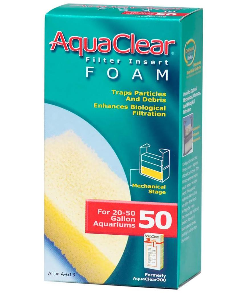 Aqua Clear AquaClear 50 Foam Filter Insert