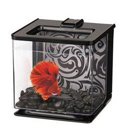 Marina Marina 2.5L EZ-Care Betta Kit - Black